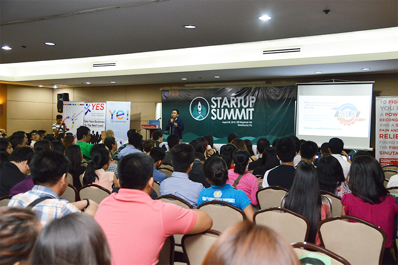 What is Startup Summit?